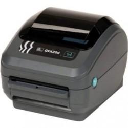 Lipnių etikečių spausdintuvas ZEBRA GK420d