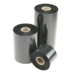 Karboninė juosta 56mm74m Wax