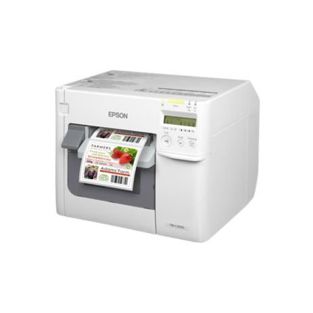 Epson ColorWorks C3500 Colour label printer